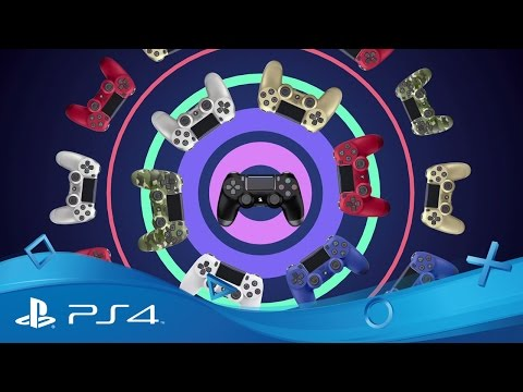 New DUALSHOCK 4 | More Ways To Play | PS4