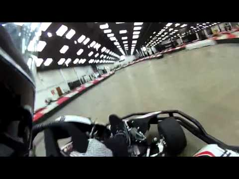 Jos Go Karting at Capital Karts London