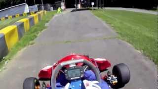 Karting in the Birel/Leopard
