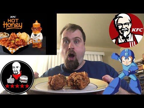 KFC® Hot Honey Chicken REVIEW!