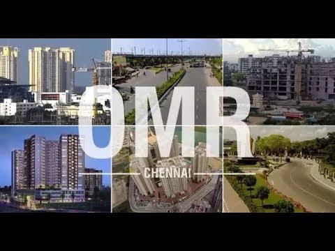 Chennai OMR/Velachery-Adyar/Thoraipakkam-Karapakkam-Sholinganallur-Navalur-Siruseri SIPCOT IT Park