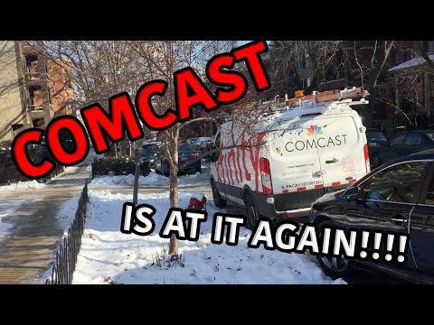 COMCAST IS AT IT AGAIN!!!!!