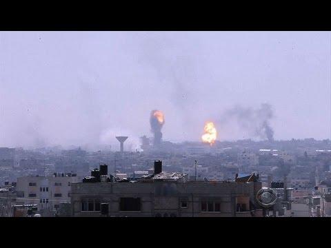 Ceasefire broken after Israeli soldier goes missing