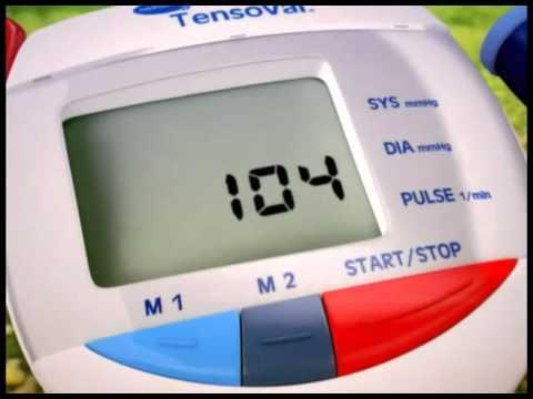 Tensoval - абсолютная точность при измерении давления