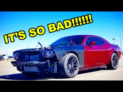 DEALERSHIP WRECKED my HELLCAT at the DRAGSTRIP