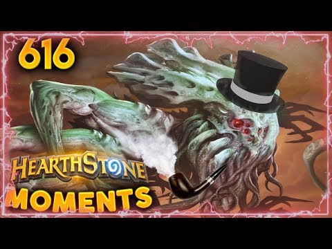 The Ancient One Is Thirsty!! | Hearthstone Daily Moments Ep. 616