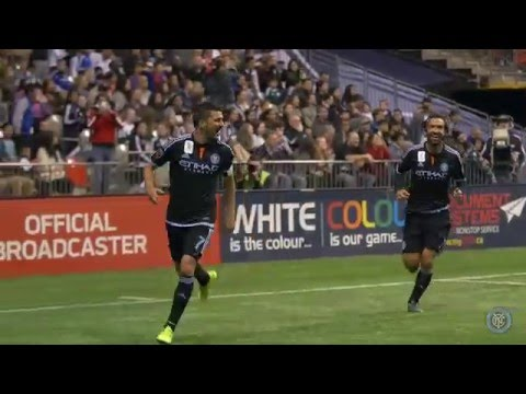 Every New York City FC Goal from 2015