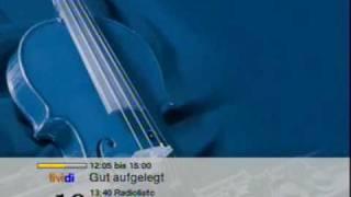 WDR 4 Gutaufgelegt - Michael Holm - Titel - Mendozino - von DJ Tulpi