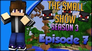 [Minecraft Gameshow] The Small Show Season 3 [7] - Parkour Cyclone!