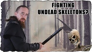 How to Deal With Skeleton Warriors?