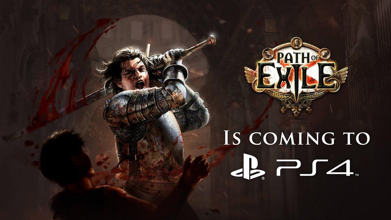 Убийца «Диабло»: Path of Exile выйдет на PS4 в декабре — трейлер