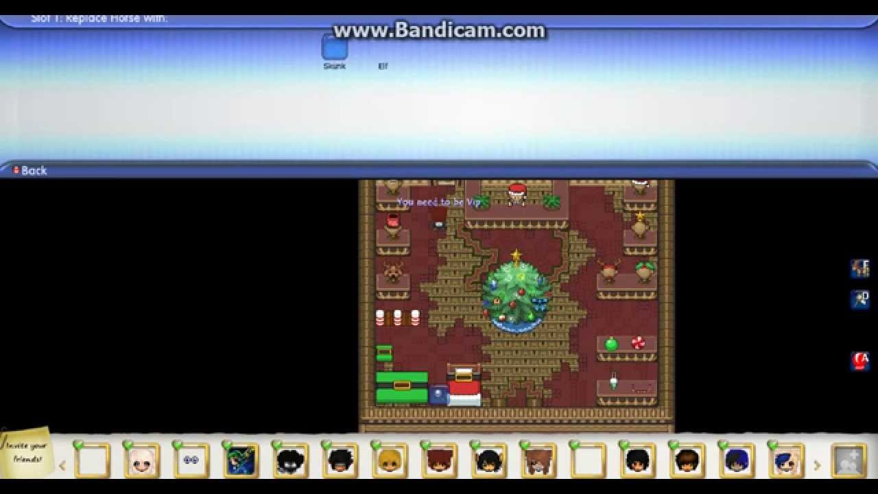 how to get accessory in graal online classic