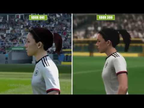 FIFA 16 Demo | Xbox One / PS4 / Xbox 360 / PS3 | Grafikvergleich / Graphics Comparison