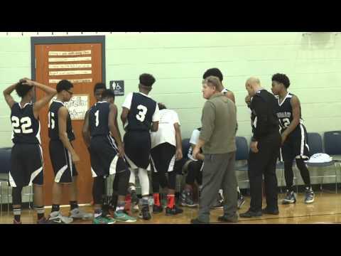 8th Grade Boys' Basketball - GJW vs. Longfellow 1-14-16