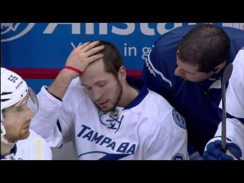 "Gotta See It: Lightning's Kucherov gets ""Kronwall'd"""