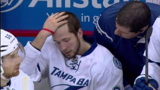 "Gotta See It: Lightning's Kucherov gets ""Kronwall'd"""