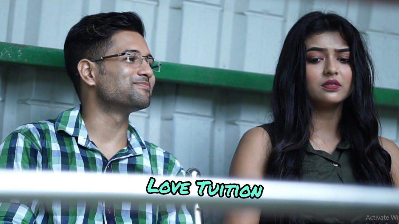 Love Tuition❤️   Romantic Bengali Comedy   Cinebap Mrinmoy 🤘