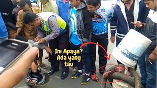 MENGERIKAN Bocah Smp Terlindas Truck Di Tambun Bekasi