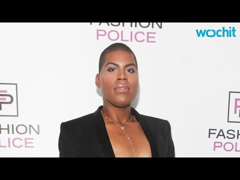 EJ Johnson Shows Off 180-Pound Weight Loss in a Sheer Shirt
