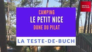Camping Le Petit Nİce Dune du Pilat, La Teste-de-Buch, France