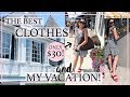 BEST AFFORDABLE SUMMER CLOTHING HAUL 2018 & VACATION WITH ME! | VLOG | Alexandra Beuter