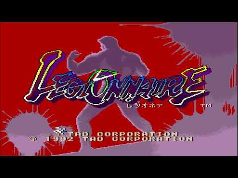Legionnaire (OST Arcade) - Final Battle Boss