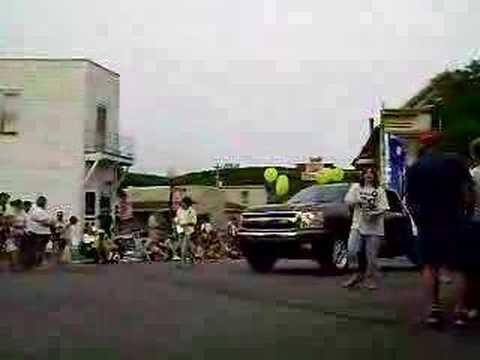 wyalusing parade