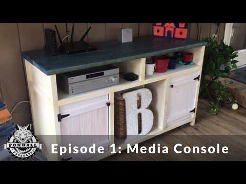 Ep. 1:  Media Console