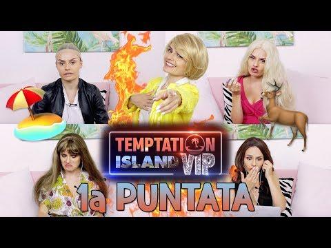 🦌🏝TEMPTATION ISLAND VIP - PRIMA PUNTATA 🏝🦌