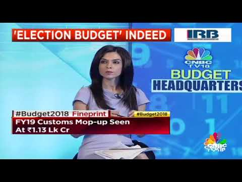 BUDGET EXCLUSIVE (4) | Experts Decode the Budget | CNBC TV18