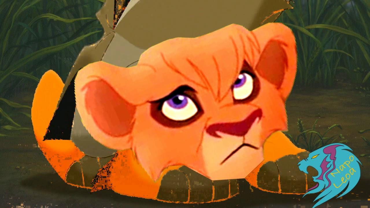 rei leão 4  - A  volta do kopa parte 4