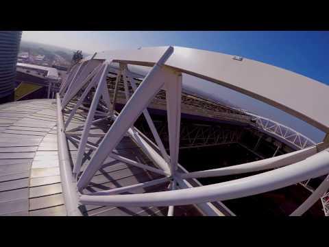 Drone Racing Amsterdam Arena (Formula FPV) | Vlog #24