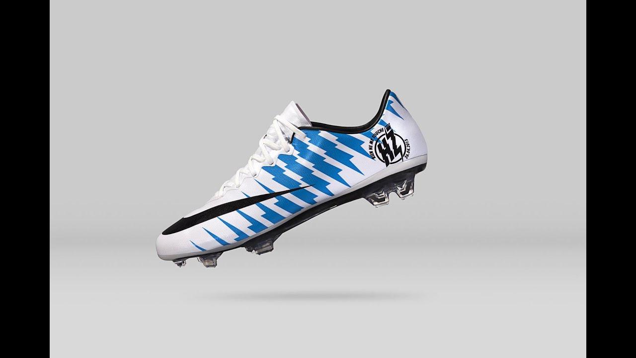 e07e8baa5 2015 Exclusive Nike Mercurial Vapor X Eden Hazard Football Boots ...