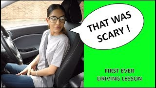 Learner Drivers First Eטer Driving Lesson - What Happens On Driving Lesson #1