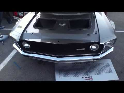mid engine mustang