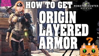 Download How To Get Beetle Layered Armor Monster Hunter World Guide
