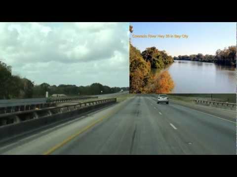 Bay City Texas Auto Tour Hwy 35