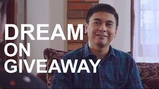 DREAM ON GIVEAWAY (TRAILER)