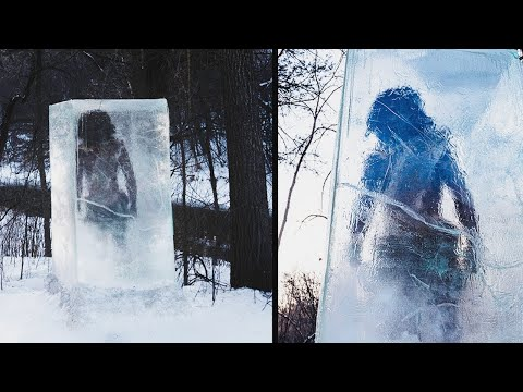10 Most Incredible Discoveries Found Frozen In Ice!