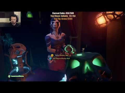 Sea of Thieves gameplay pt40 - Final Tedious Quest Redemption (final)