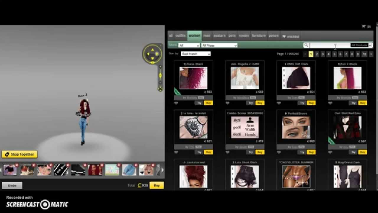 How to get naked on imvu picture 26