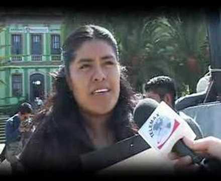 Reportaje sobre Eufrosina Cruz parte 3 streaming vf