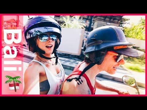 Travel Bali Day 2 - Seminyak to Canggu | Motorbikes, Food, and Good Times