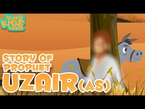 Prophet Stories for Kids in English | Prophet Uzair (AS) Story | Islamic Kids Stories With Subtitles