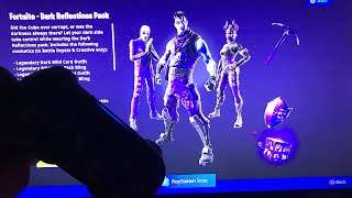 How To Get The Dark Reflections pack In Fortnite For 'Free'! (Peau gratuite illimitée)