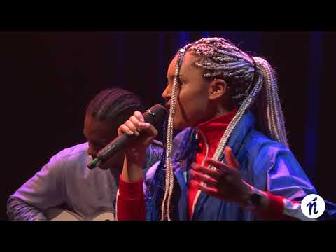 Zoë Livay - Human Rag'nBone cover   Halve finale    Dounia Zoekt Talent