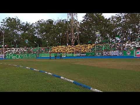 SMeCK Hooligan Invasi Lubuk Pakam | Friendly Match PSMS vs Semen Padang (27/02)