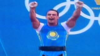Илья Ильин Олимпийский чемпион. Лондон 2012