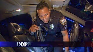 Hold My Gun, Sgt. Tony Alves, COPS TV Show