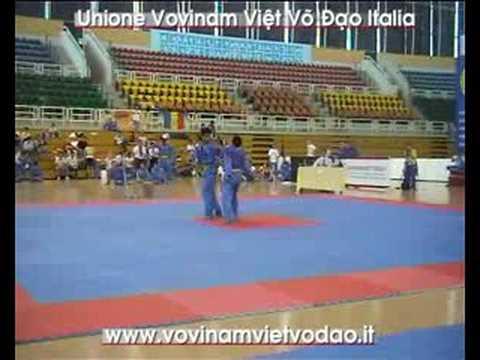 3rd Vovinam VVD World Champ. Song Luyen Kiem Vietnam